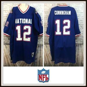 Throwback Mitchell & Ness Jersey #21 Cunningham